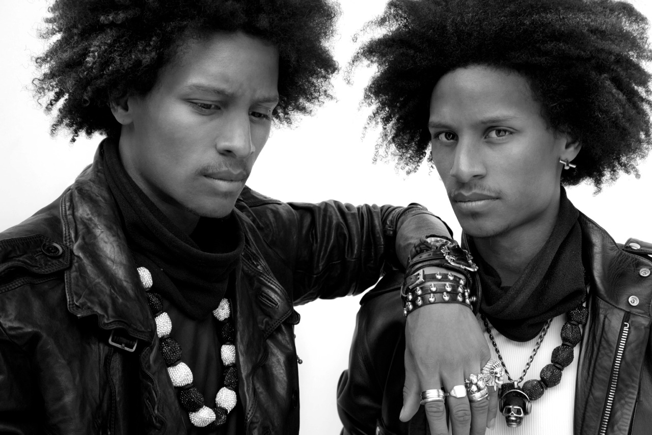 Les Twins are coming to Summer Dance Forever!