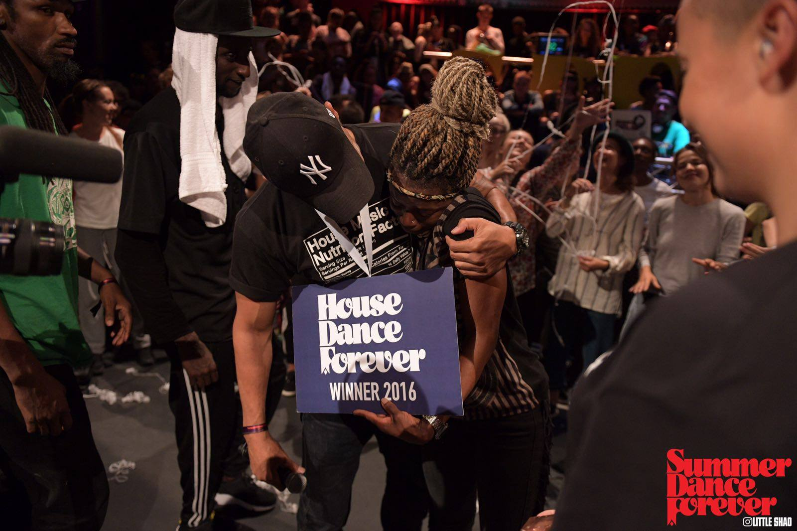 Toyin wins House Dance Forever 2016
