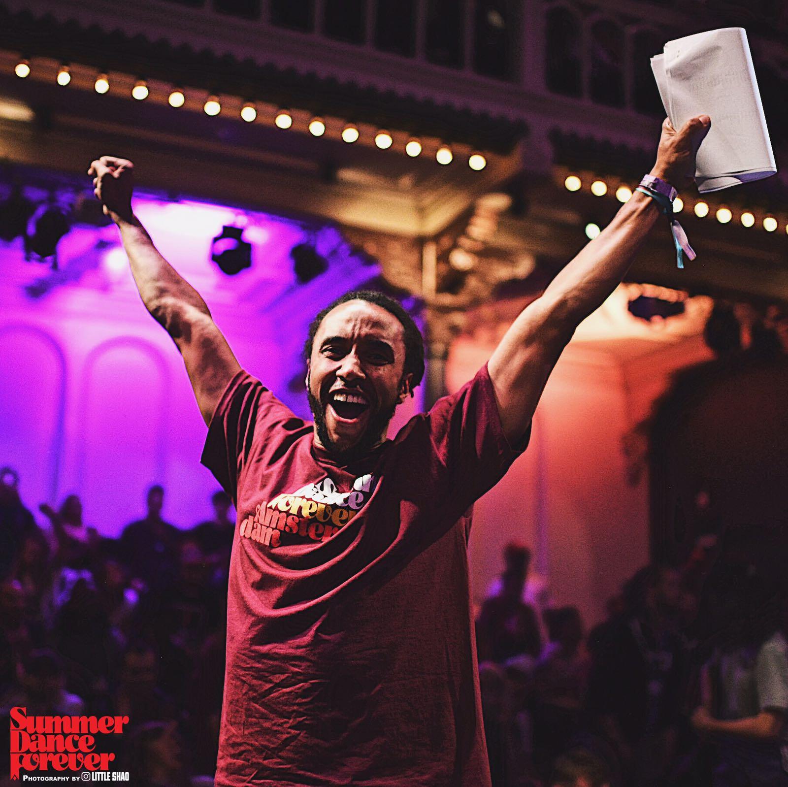 Participants House Dance & Hiphop Forever battles