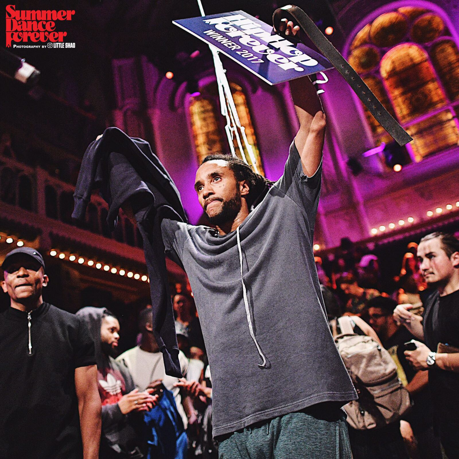 Physs wins Hiphop Forever 2017!
