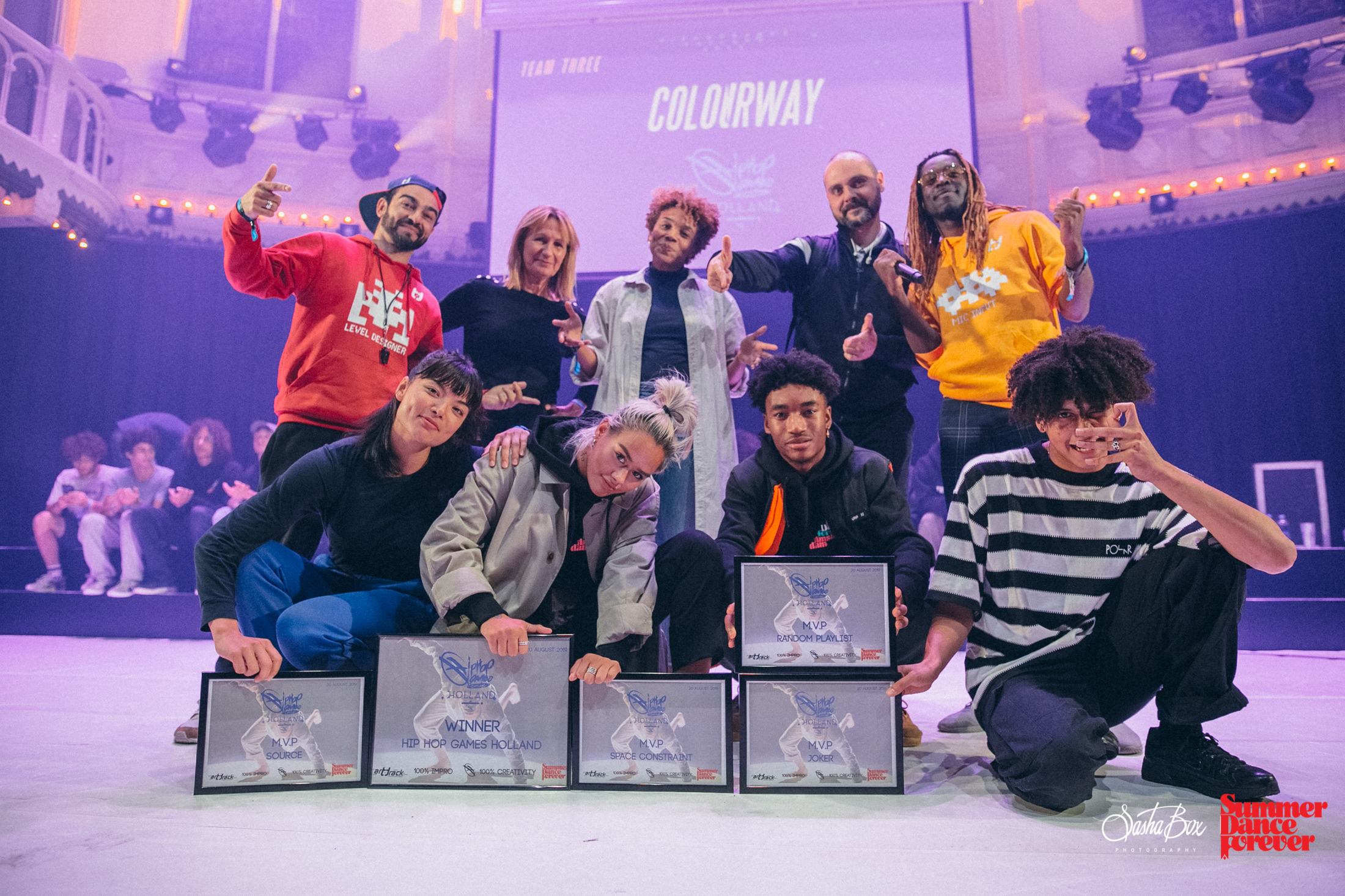 Winners HipHop Games Holland 2019