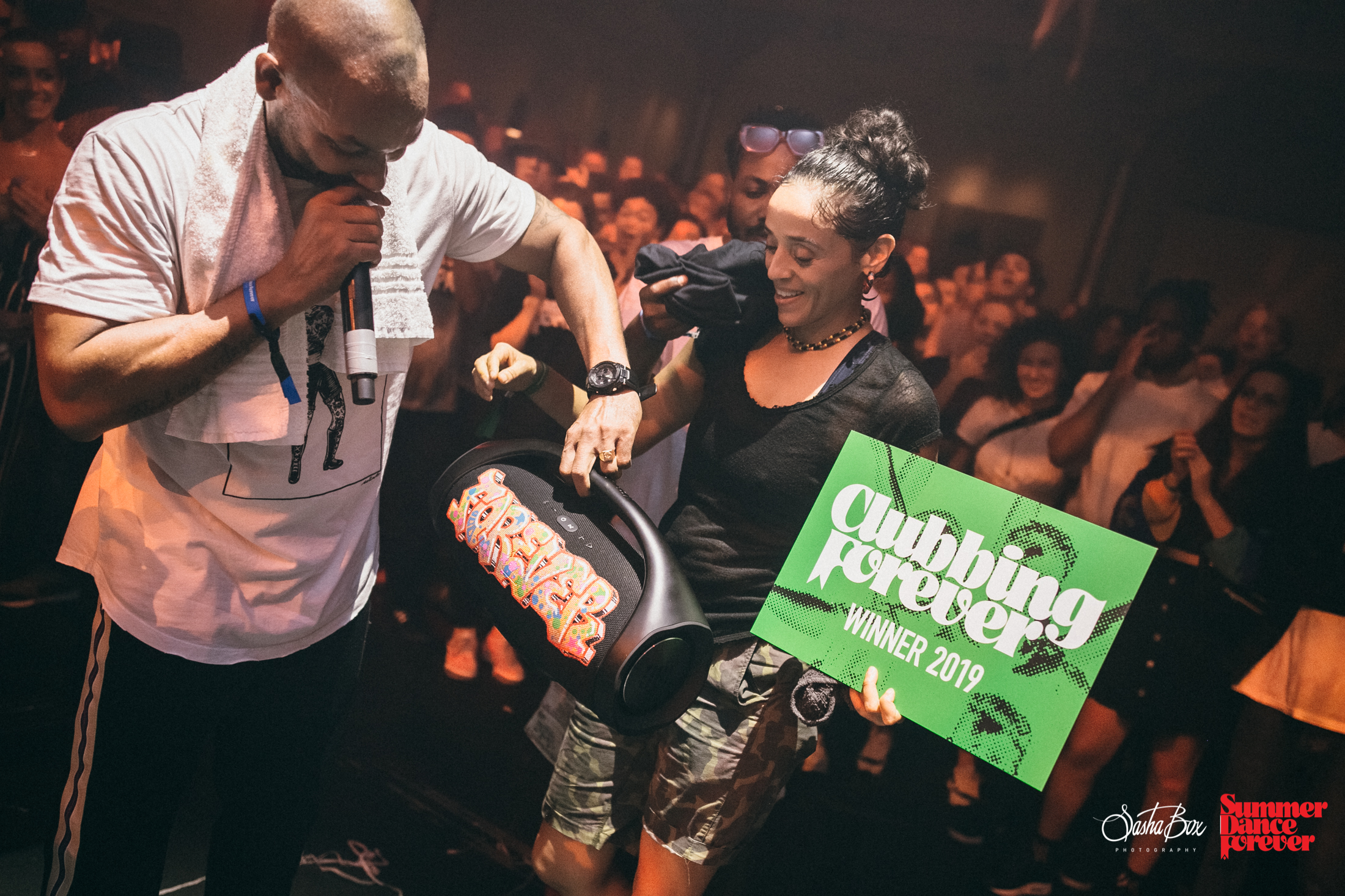 Rhodesia wins Clubbing Forever