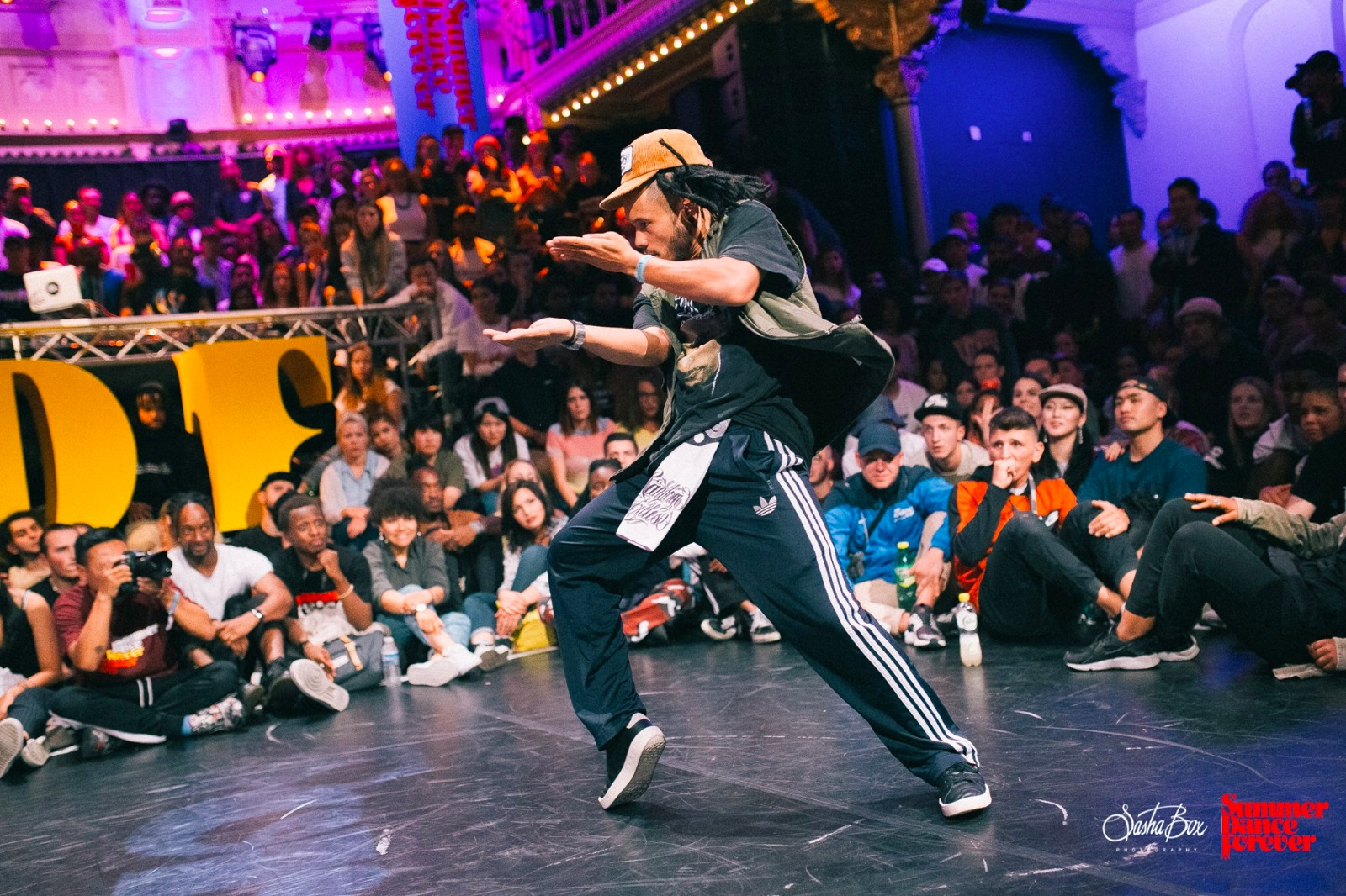Extra! Extra! Batalla will be joining Hiphop Forever