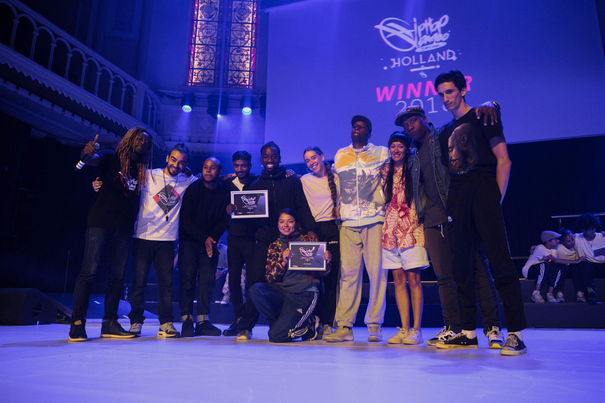 Winners Hip Hop Games 2018