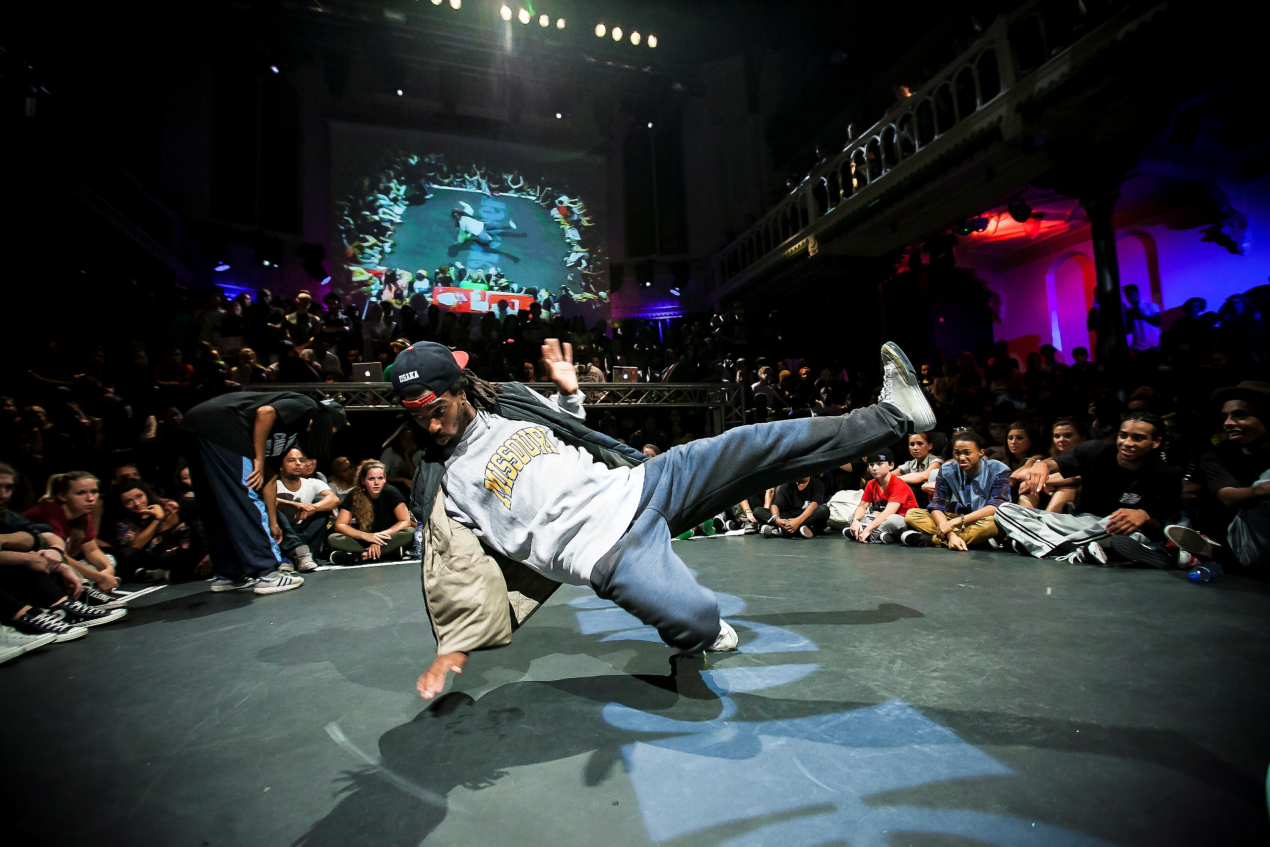 Online registration for Hiphop and House Dance participants closed