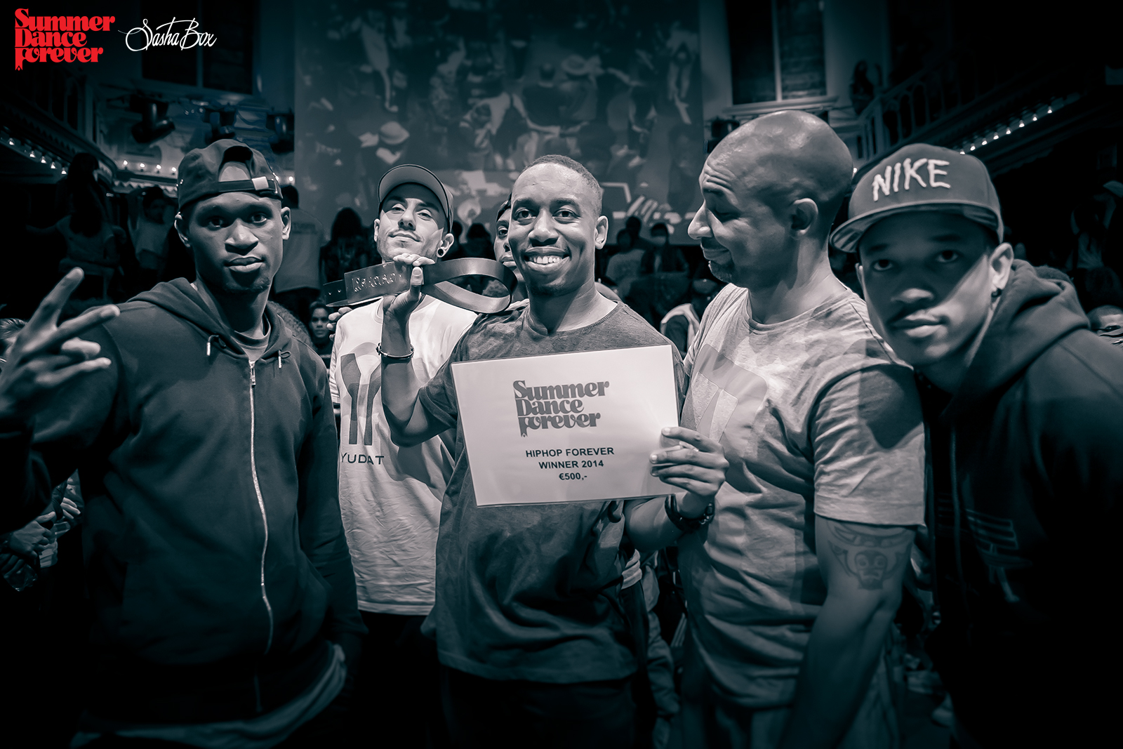 And the winner of Hiphop Forever 2014 is… Jimmy Yudat!