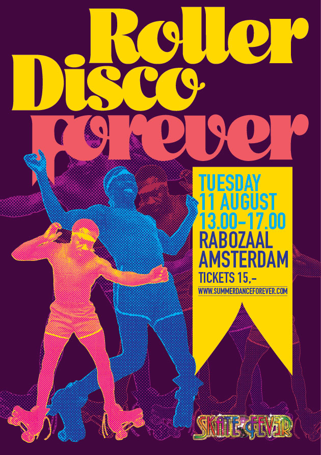 Roller Disco eflyer