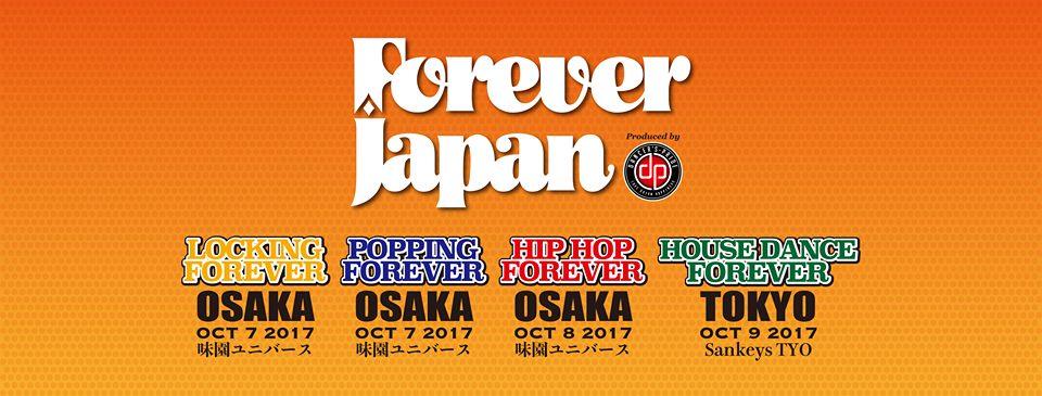 Forever Japan 7-9 October 2017