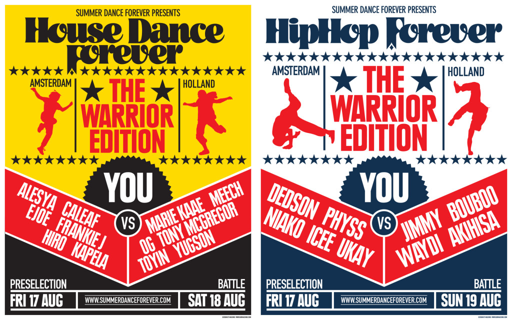 warrior house-hiphop