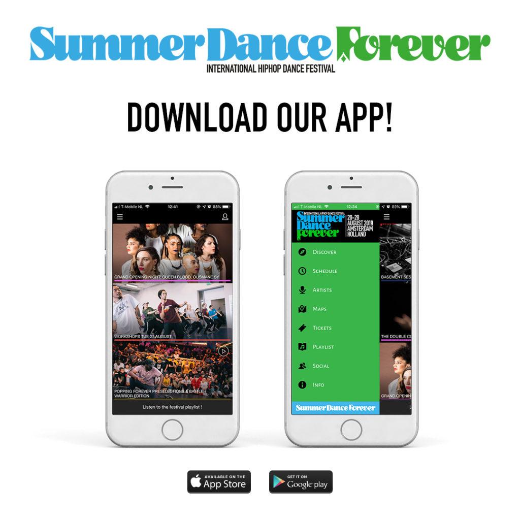 app summer dance forever