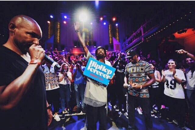 Winner Hiphop Forever is Icee