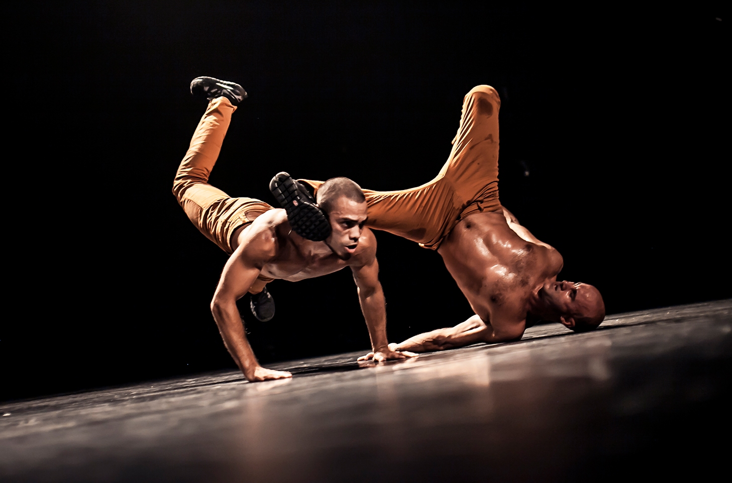 Hiphop in Theatre
