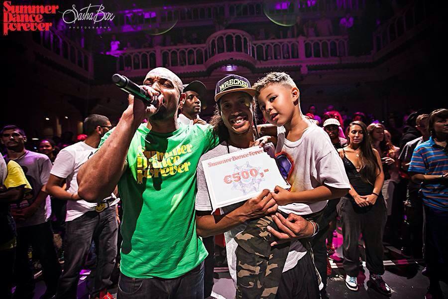 Winner Hiphop Forever: Dedson