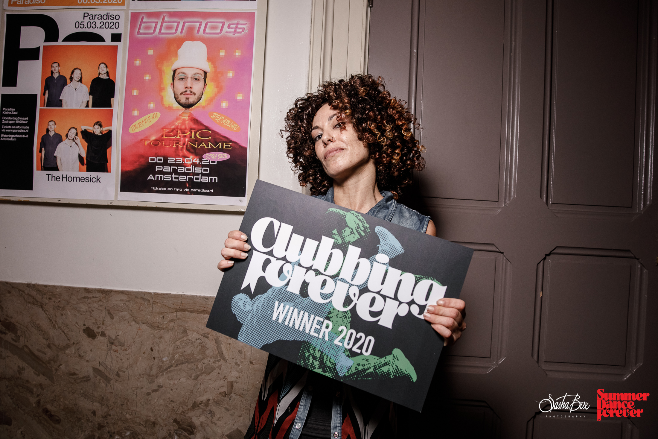 Gló wins third edition of Clubbing Forever!