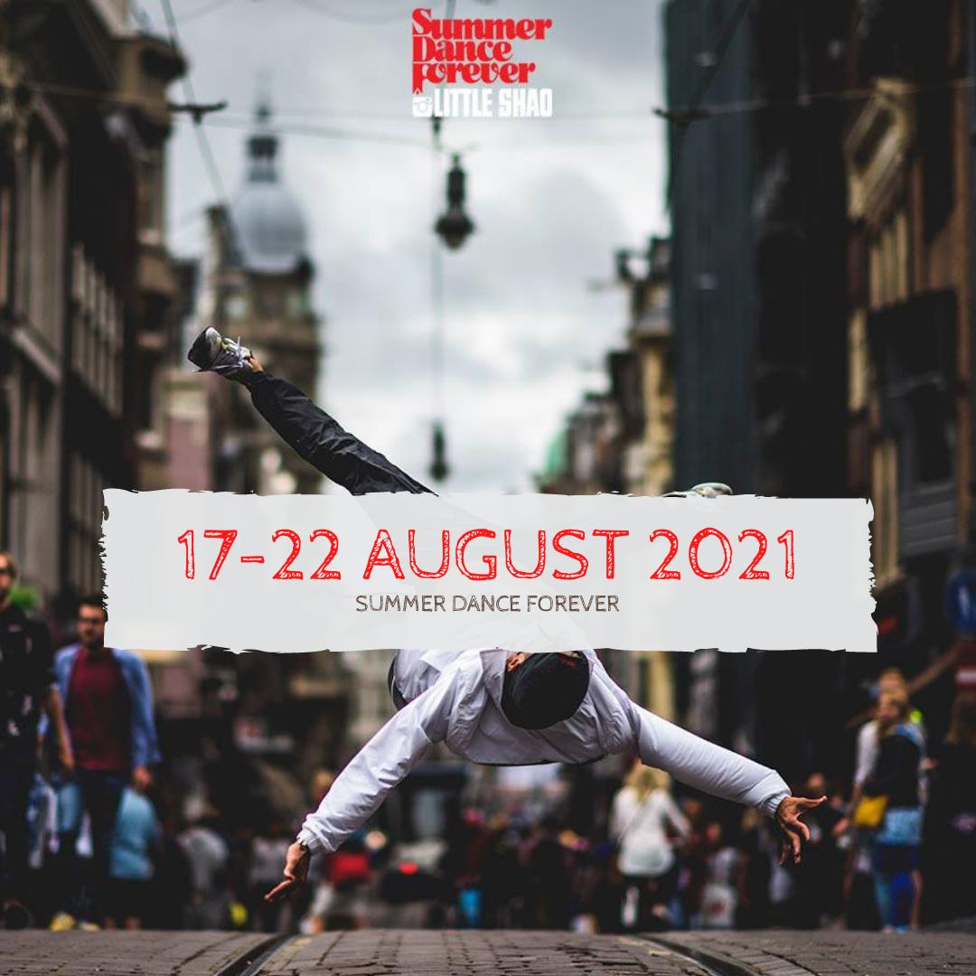 tickets summer dance forever 2021